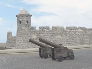 La Habana tiene en sus antiguas fortalezas sitios de gran atractivo turístico