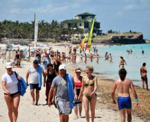 En la temporada alta se incrementará el flujo de turistas hacia Cuba