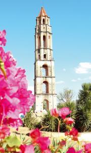 El campanario de Manacas Iznaga, un lugar hermoso e interesante