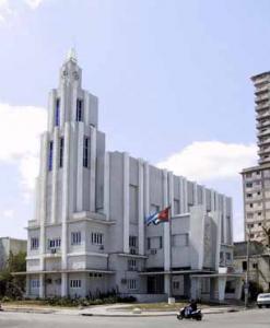Casa de las Américas, institución cultural fundada por Haydeé Santamaría en 1959