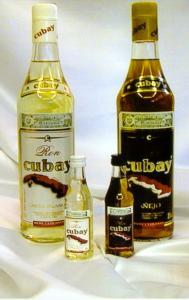 La marca Cubay existe desde 1964