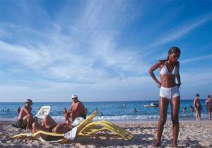 Los turistas rusos prefieren destinos de sol y playa