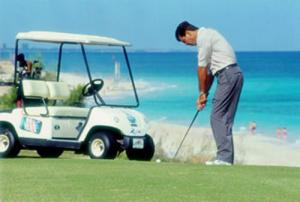 Cuba podría convertirse en un destino para los amantes del golf