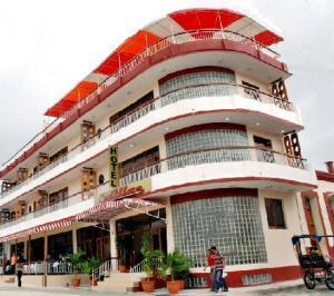 El Hotel Cadillac es una joya arquitectónica de los años 40 del siglo XX