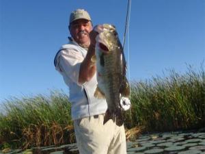 La Redonda es un gran paraíso para la pesca en agua dulce