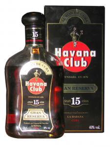 Havana Club, el Ron de Cuba conquista mercado internacional
