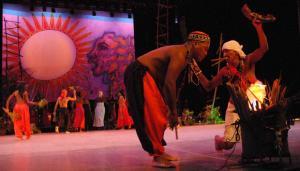 Comenzó la Fiesta del Fuego en Santiago de Cuba