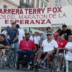 Cada año miles de cubanos corren en homenaje a Terry Fox
