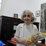 Fina García Marruz es al fin reconocida como una gran poetisa