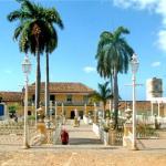 Trinidad, una ciudad detenida en el tiempo