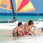 Los argentinos prefieren las hermosas playas de Cuba