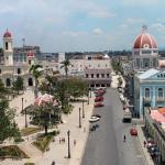 Centro histórico de Cienfuegos, elegido Patrimonio Cultural en 2005