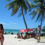 Los cubanos regalaron varios viajes gratis al balneario de Varadero