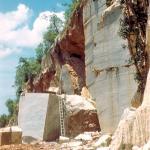 El mármol cubano se comercializa en China y en su país de origen