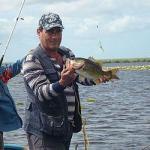 El recorrido por el río Cuyaguateje ofrece la pesca de truchas y sábalos