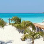 Pasarela para proteger la playa El Pilar, en Cayo Guillermo