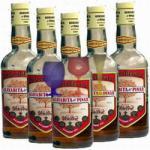 La Guayabita del Pinar es una bebida exótica en Cuba