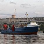 El Ana Cecilia entra a La Habana: ¿esperanza de los nuevos tiempos?